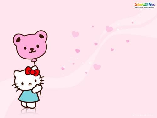Gambar Hello Kitty Lucu 93