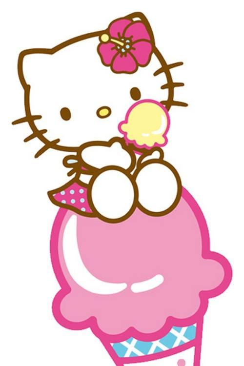Gambar Hello Kitty Lucu 97