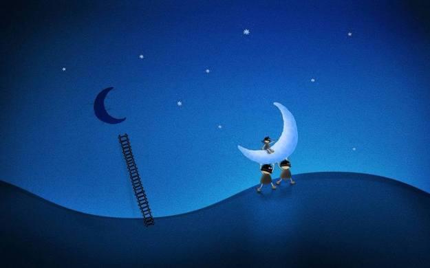 Gambar Ilustrasi Kartun Imajinasi 15
