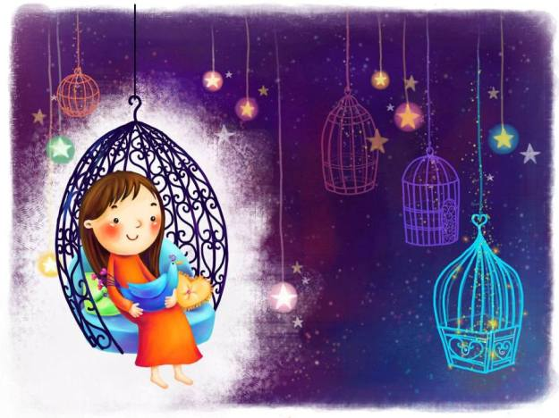 Gambar Ilustrasi Kartun Imajinasi 24
