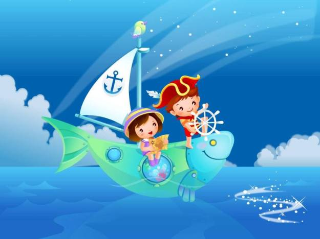 Gambar Ilustrasi Kartun Imajinasi 25
