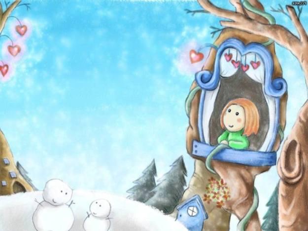 Gambar Ilustrasi Kartun Imajinasi 30