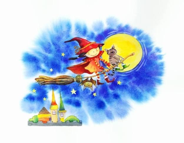 Gambar Ilustrasi Kartun Imajinasi 5