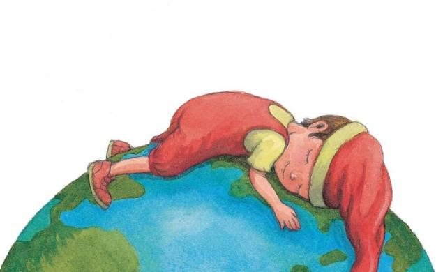 Gambar Ilustrasi Kartun Imajinasi