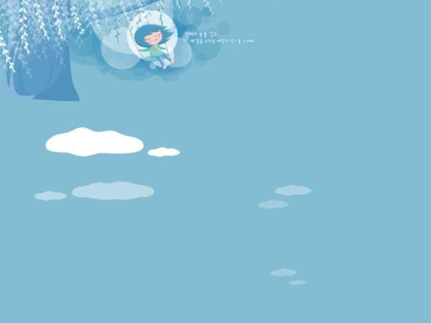 Gambar Ilustrasi Kartun Korea 1j