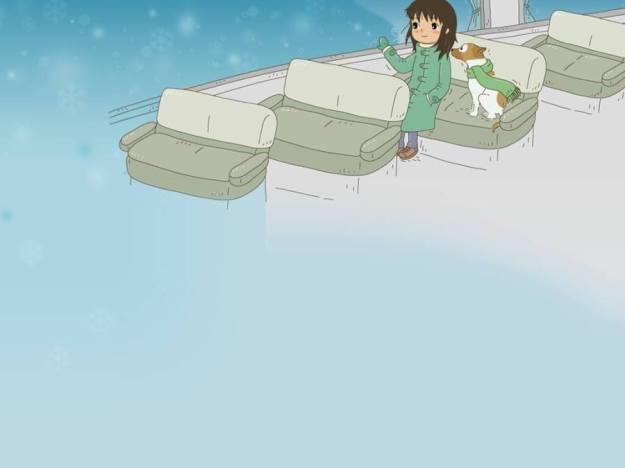 Gambar Ilustrasi Kartun Korea 2b