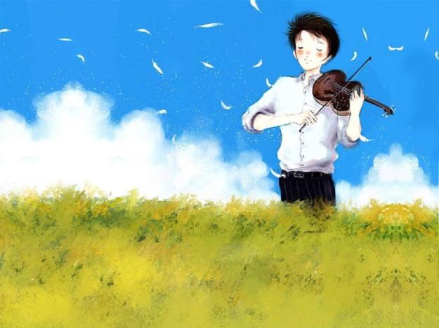 Gambar Ilustrasi Kartun Korea Cool