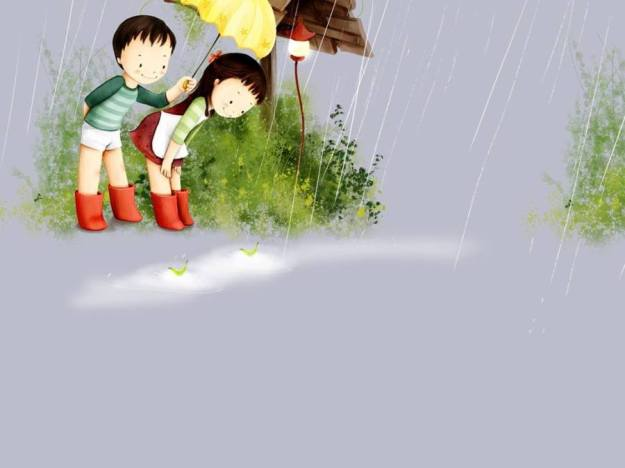 Gambar Ilustrasi Kartun Korea Unyu Love