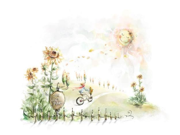 Gambar Ilustrasi Kartun Romantis 5