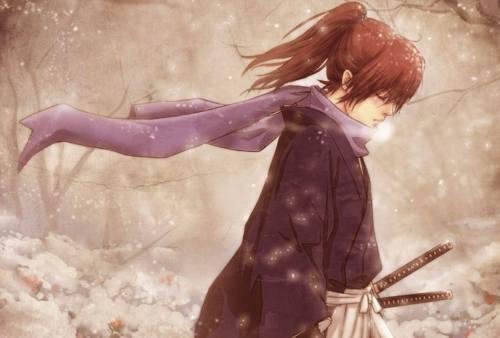 Gambar Kenshin Himura 3