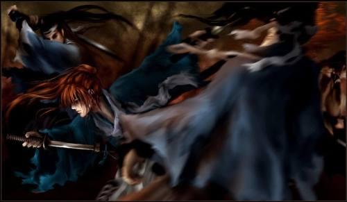 Gambar Kenshin Himura 4