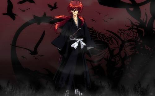 Gambar Kenshin Himura