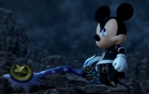 Gambar Kingdom Hearts King Mickey 2