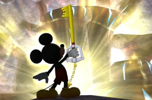 Gambar Kingdom Hearts King Mickey