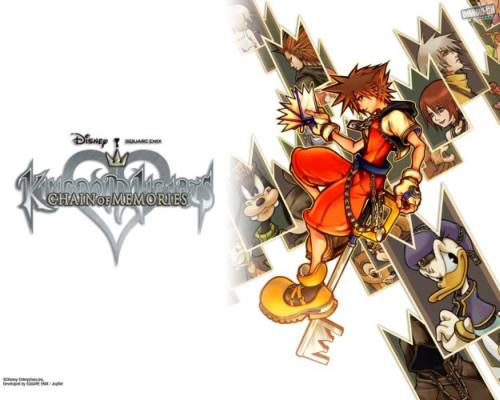 Gambar Kingdom Hearts Sora Wallpaper