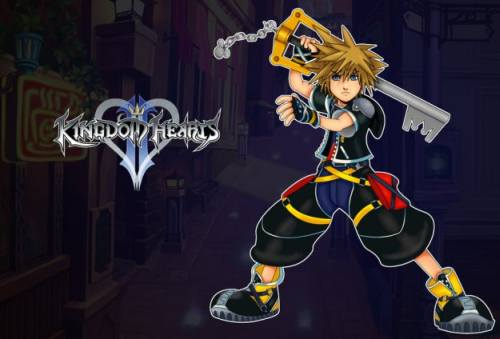 Gambar Kingdom Hearts Wallpaper 11