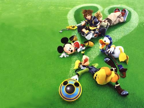 Gambar Kingdom Hearts Wallpaper 13