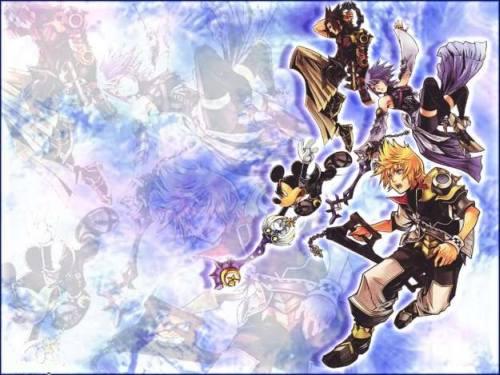 Gambar Kingdom Hearts Wallpaper 14