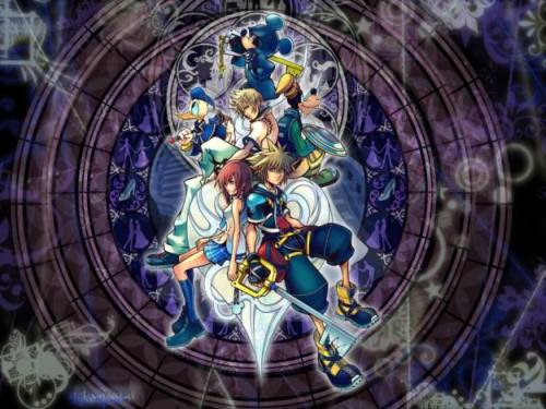 Gambar Kingdom Hearts Wallpaper 15