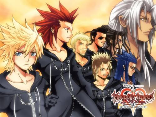 Gambar Kingdom Hearts Wallpaper 16