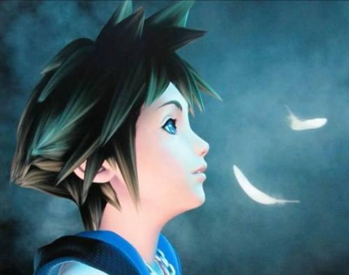 Gambar Kingdom Hearts Wallpaper 2
