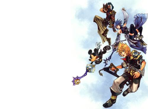 Gambar Kingdom Hearts Wallpaper 22