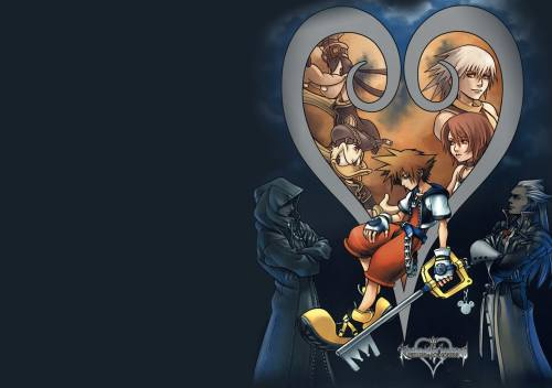 Gambar Kingdom Hearts Wallpaper 23