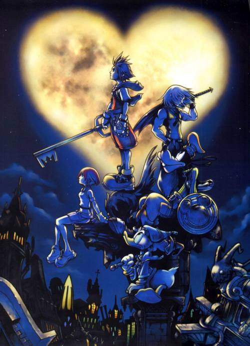 Gambar Kingdom Hearts Wallpaper 26
