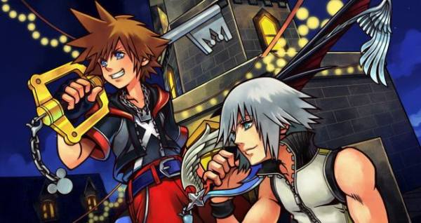 Gambar Kingdom Hearts Wallpaper 34