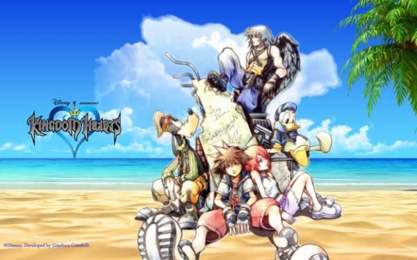 Gambar Kingdom Hearts Wallpaper 38