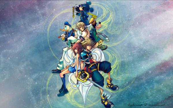 Gambar Kingdom Hearts Wallpaper 40