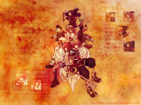 Gambar Kingdom Hearts Wallpaper 41