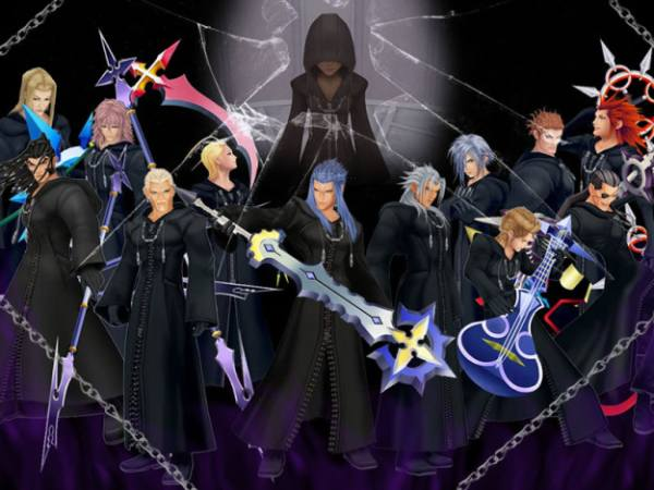 Gambar Kingdom Hearts Wallpaper 42
