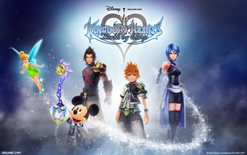 Gambar Kingdom Hearts Wallpaper 9