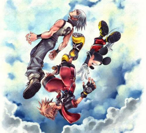 Gambar Kingdom Hearts Wallpaper