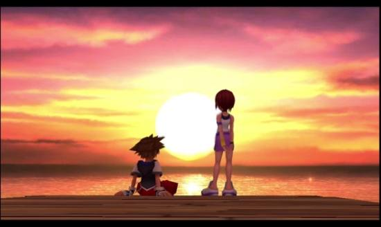 Gambar Kingdom Hearts
