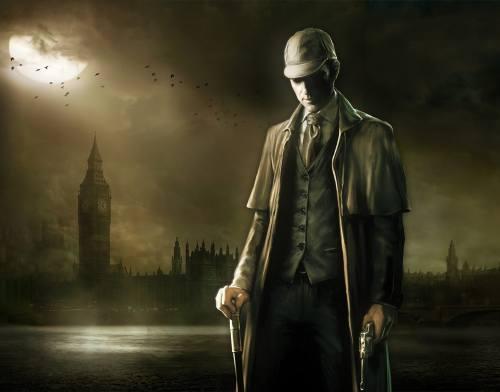 Gambar Sherlock Holmes