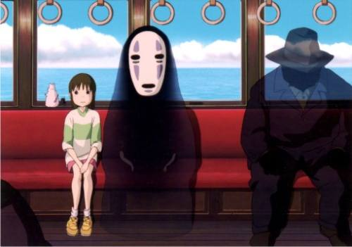 Image result for no face on train