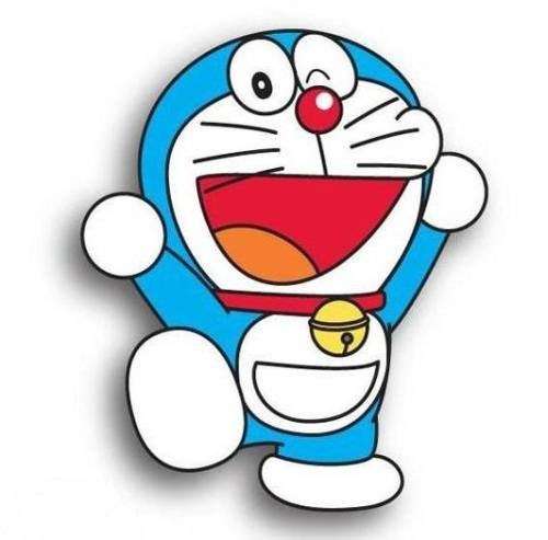 Doraemon 104 Lampu Kecil