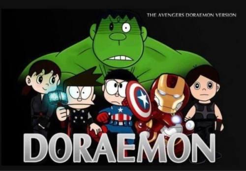 Doraemon 112