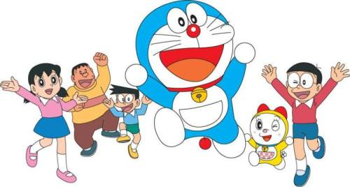 Doraemon 123