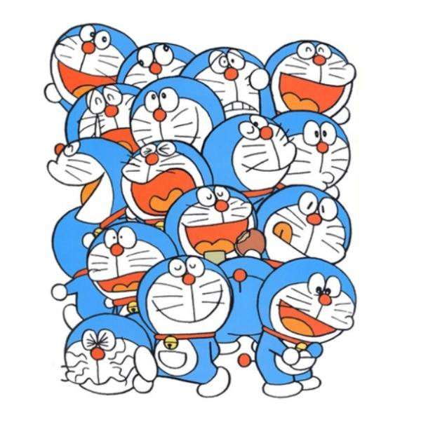 Image result for doraemon banyak
