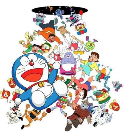 Doraemon 13