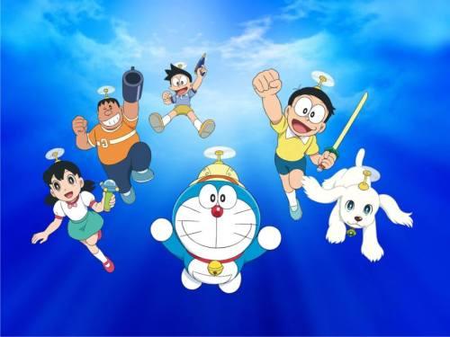 150 Gambar Kartun Doraemon Lucu Lampu Kecil 3 Mudah