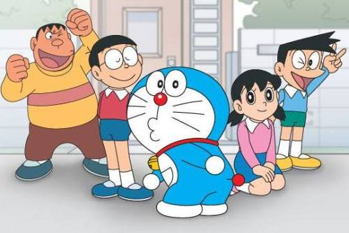 Doraemon 32