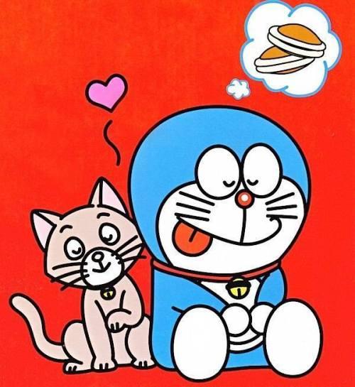 150 Gambar Kartun Doraemon Paling Lucu Lampu Kecil
