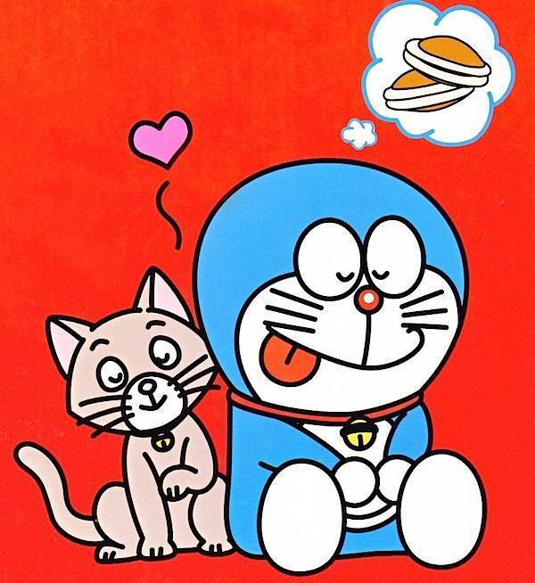 Doraemon 7 Lampu Kecil