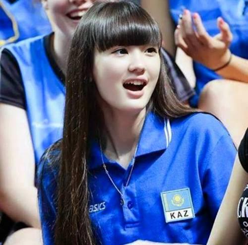 Foto Cantik Sabina Altynbekova 12
