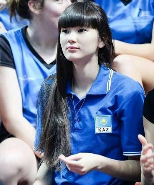 Foto Cantik Sabina Altynbekova 17