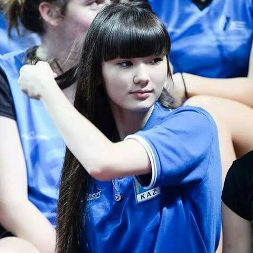 Foto Cantik Sabina Altynbekova 18